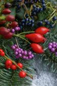 Winter arrangement