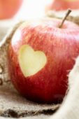 Valentine apple
