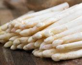 Asparagus white mini