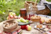 Boomgaard picknick