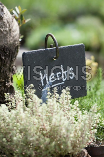 Plant sign