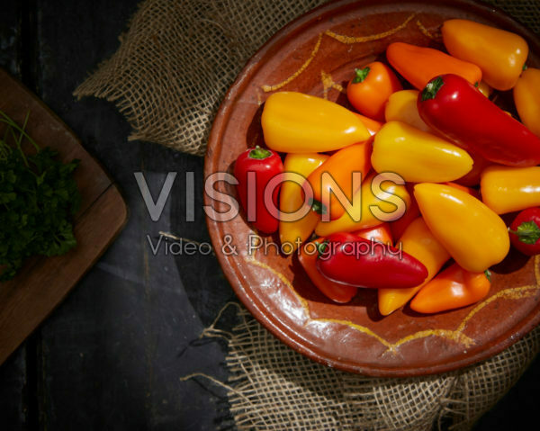 Capsicum annuum mini mix