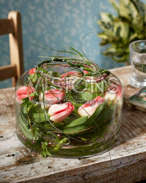 Tulipa Lingerie arrangement